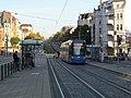 Tramhaltestelle Kirchweg, 1, Vorderer Westen, Kassel.jpg