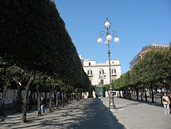 Piazza Republica.