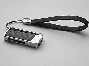 Transcend USB flash drive