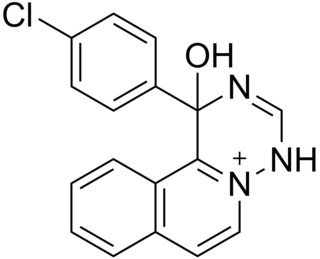 Trazium chemical compound