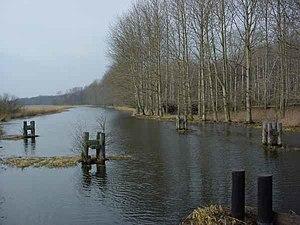 Trebel (river) - Image: Trebel Bei Nehringen