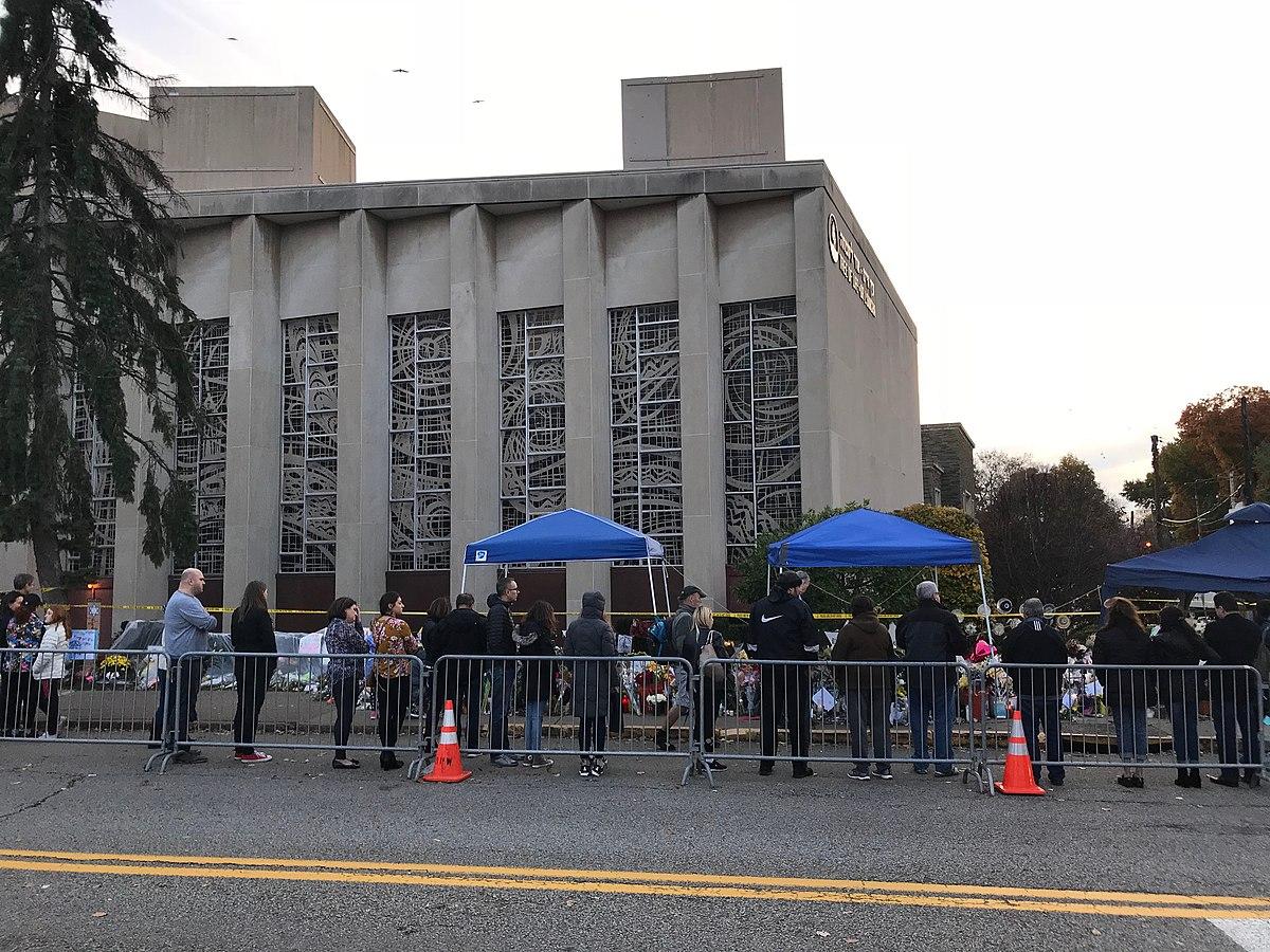 Pittsburgh synagogue shooting - Wikipedia