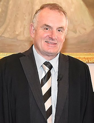 Speaker of the New Zealand House of Representatives - Image: Trevor Mallard Speaker