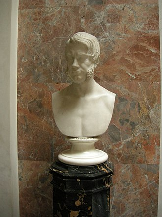Aristodemo Costoli - Image: Tribuna di galileo, busto di Leopoldo II