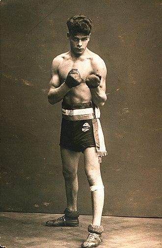 Sinti - Johann Trollmann, a German Sinti boxer