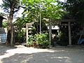 Tsukisu-jinja setsumassha.jpg
