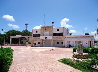 Tulum Municipality - Palacio Municipal