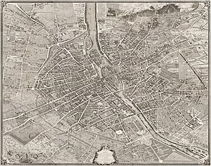 Turgot Map Of Paris Wikipedia