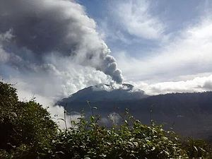 Turrialba Volcano National Park - Turrialba Volcano