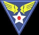 Twelfth Air Force - Emblem (World War II)