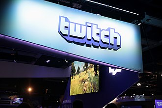 Twitch.tv - Twitch.tv booth at the 2018 PAX West.
