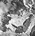 Tyeen Glacier, junction of tidewater glacier and glacial remnents, August 25, 1968 (GLACIERS 5945).jpg