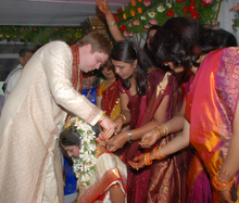 Telugu wedding ceremony - Wikipedia
