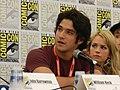 Tyler Posey Comic-Con 2011, 2.jpg