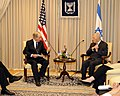 U.S. Special Envoy George Mitchell Meets With Israeli Defense Minister (3763550219).jpg