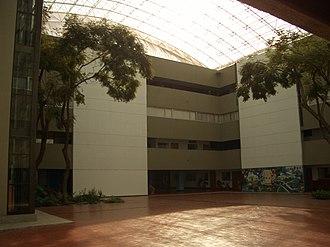 Universidad Autónoma Metropolitana - Image: UAM X RECTORIA