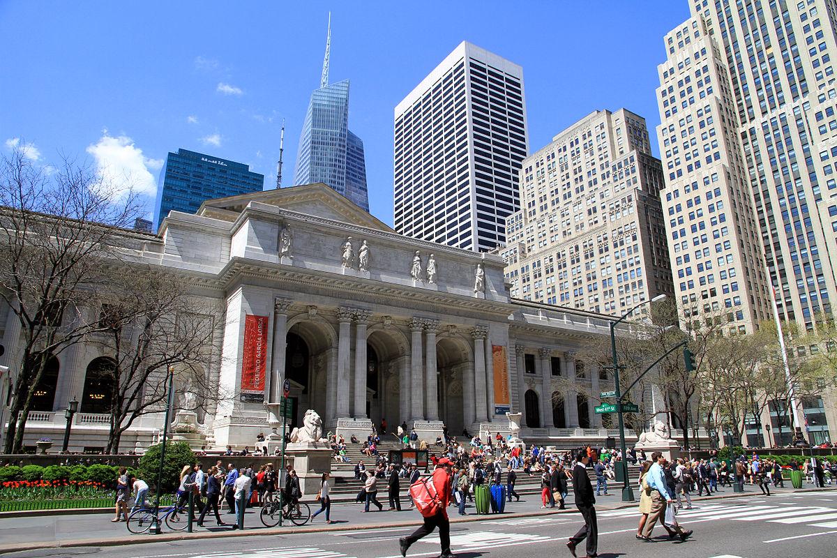 Biblioteca Pública de Nueva York - Wikipedia, la enciclopedia libre
