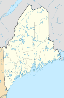 Mount Desert Island is located in Maine