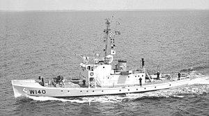 Active-class patrol boat - Active class patrol boat, 1962