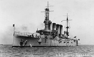 USS <i>South Dakota</i> (ACR-9)
