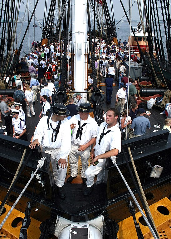 File:USS Constitution Deck.JPG - Wikimedia Commons Uss Constitution Pictures Of Deck