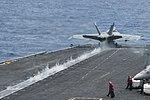 USS George Washington flight operations 140727-N-YD641-108.jpg