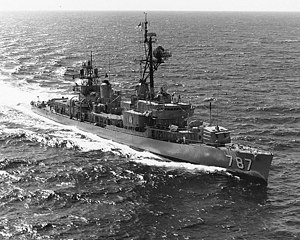 USS James E. Kyes (DD-787)