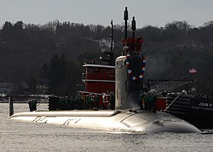 USS Missouri (SSN-780) arrives at New London in December 2103.JPG
