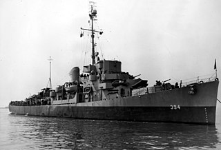 USS <i>Swenning</i> (DE-394)