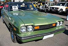 ford capri wikipedia1974 capri 2800, with bigger safety bumpers