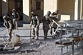 US Navy 041117-M-5191K-014 U.S. Marines assigned to Bravo Company 1-8, conduct clean-up operations at a schoolhouse in the city of Fallujah, Iraq.jpg