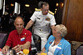 US Navy 070526-N-0696M-090 Chief of Naval Operations (CNO) Adm. Mike Mullen speaks with gold star flag recipient families during a private breakfast in Chicago on May 26, 2007.jpg