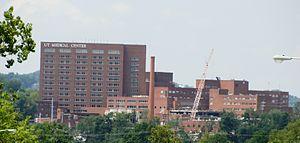 University of Tennessee Medical Center - Image: UTK Medical CTR1
