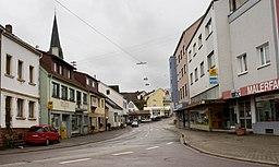 Josefstraße in Illingen