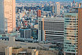 Umeda with Osaka Castle.jpg