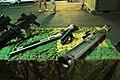 Una escopeta, una pistola y un lanzacohetes anticarro Instalaza C-90 de la Infantería de Marina española (34972210051).jpg