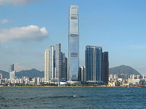 West Kowloon - The Union Square development.