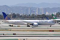 N35953 - B789 - United Airlines