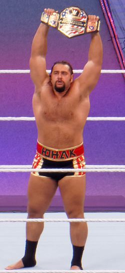 United States Champion Rusev Wreslemania 31.jpg