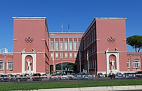 Università degli Studi di Roma Foro Italico Rettorato - panoramio