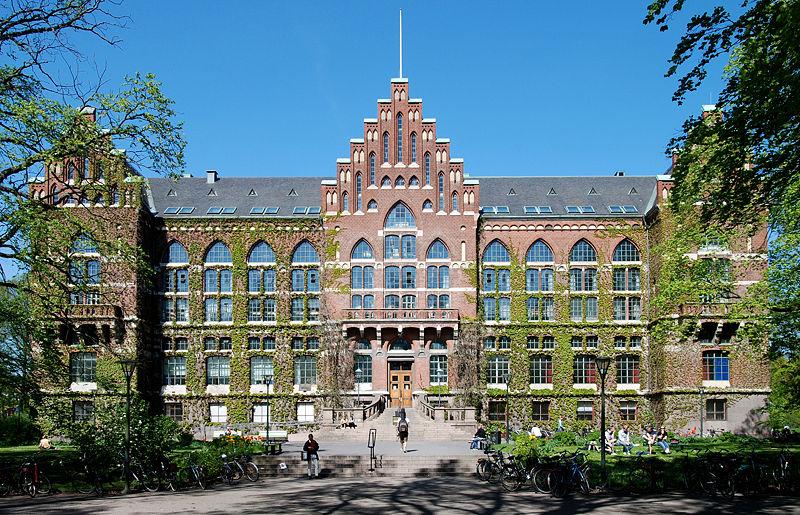 کتابخانه دانشگاه لوند