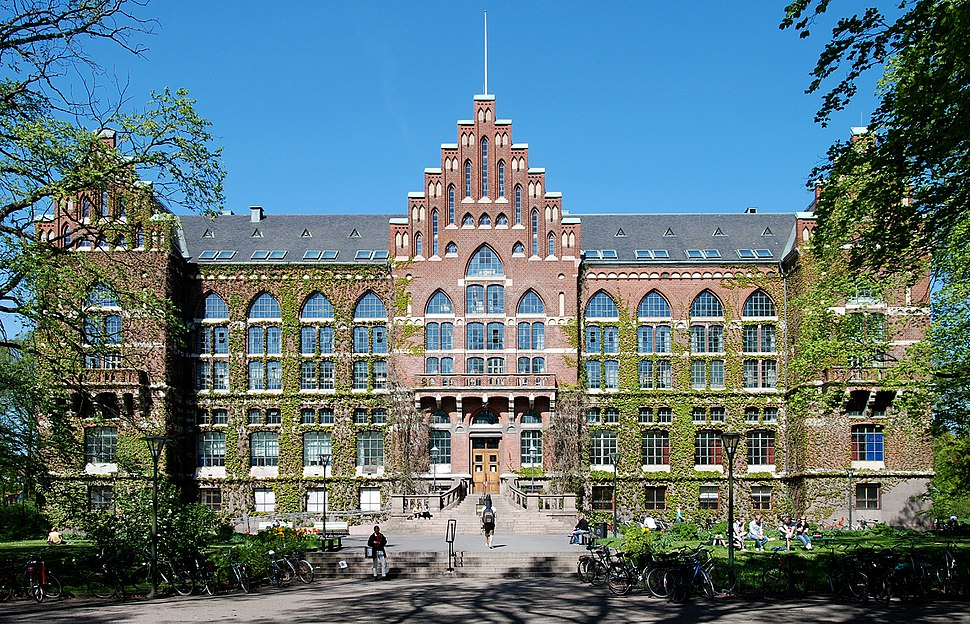 Universitetsbiblioteket 080508