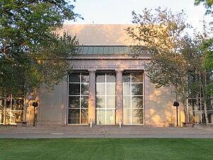 Pioneer Theatre Company - The Simmons Pioneer Memorial Theatre