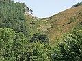 Up the hill towards Vivod - geograph.org.uk - 237124.jpg
