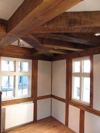 Upended Sugarloaf - Interior.