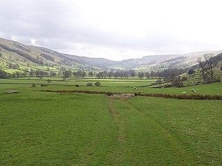 Bishopdale, North Yorkshire