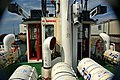 Upper deck of Burtonport ferry - geograph.org.uk - 1164477.jpg