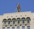 Upper floor facade molding and cornice - Hotel Baxter - Bozeman Montana - 2013-07-09.jpg