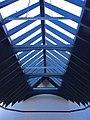 Upper hall roof skylight, Ruchill Mackintosh Church Hall, Glasgow, 1.jpg