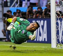 Keylor Navas 2016 Saves